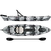 Vibe Kayaks Sea Ghost 110 11 foot Angler Sit On Top Fishing Kayak