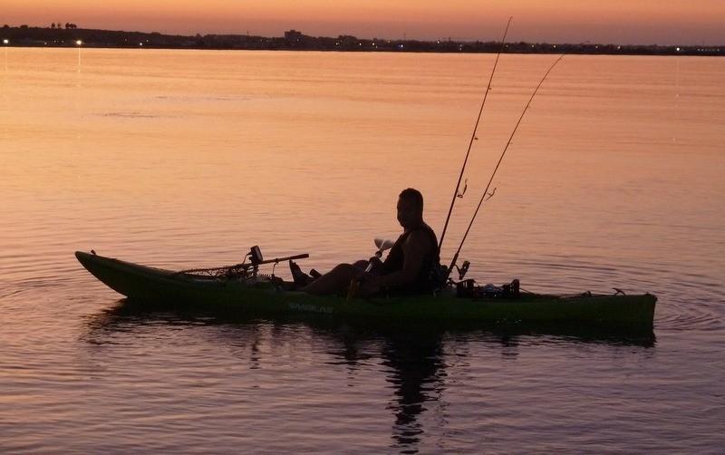 Best fishing kayak top 10 in 2018 for Fishing kayak brands