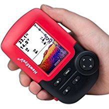 HawkEye Fishtrax 1C Fish Finder with HD Color Virtuview Display